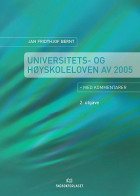 Universitets- og høyskoleloven