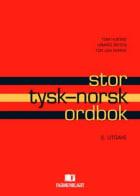 Stor tysk-norsk ordbok