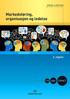 Markedsføring, organisasjon og ledelse for LØM-emnet