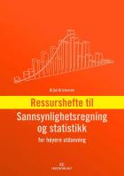 Ressurshefte til Sannsynlighetsregning og statistikk