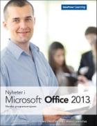 Nyheter i Microsoft Office 2013