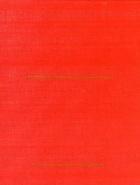 Finbok rød med spiral. Linjeavstand: 17 mm