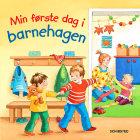 Min første dag i barnehagen