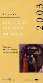 Litteratur for barn og unge 2003