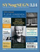 Syn og segn. Hefte 3-2014