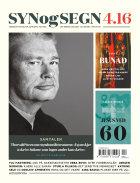 Syn og segn. Hefte 4-2016