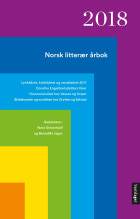 Norsk litterær årbok 2018