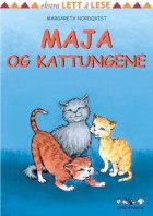 Maja og kattungene