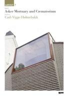 Project: Asker mortuary and crematorium, architect: Carl-Viggo Hølmebakk