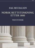 Norsk rettstenkning etter 1800