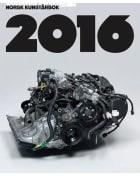 Norsk kunstårbok 2016 = Norwegian art yearbook 2016 : a comprehensive outlook on today's Norwegian art