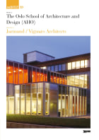 Project: The Oslo School of Architecture and Design (AHO)