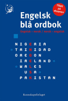 Engelsk blå ordbok