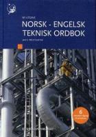 Norsk-engelsk teknisk ordbok