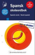 Spansk skoleordbok