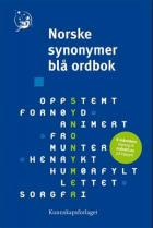 Norske synonymer blå ordbok