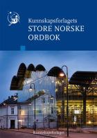 Kunnskapsforlagets store norske ordbok