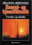 Energi- og kjemitekniske tabeller