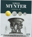 Norges mynter 2019