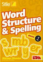 Word structure & spelling 1-12
