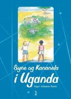 Syne og Kananela i Uganda