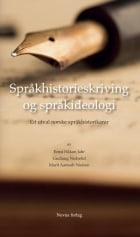 Språkhistorieskriving og språkideologi