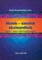 Norsk-samisk skoleordbok = Daru-sami skuvlasatnegirji