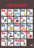 Alfabehtta. Plakat i A2 format