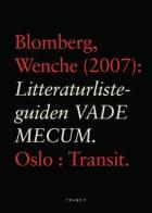 Litteraturlisteguiden Vade mecum