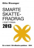 Smarte skattefradrag i eget firma 2013