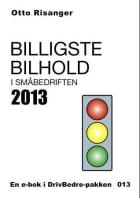 Billigste bilhold i småbedriften 2013