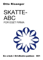 Skatte-ABC for eget firma