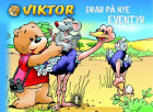 Viktor drar på nye eventyr