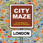 City Maze. London. Brettspill