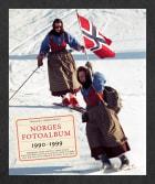 Norges fotoalbum 1990-1999