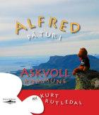 Alfred på tur i Askvoll kommune