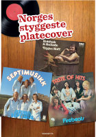 Norges styggeste platecover