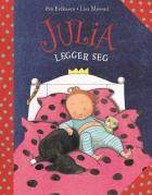 Julia legger seg