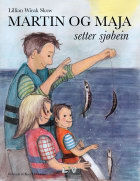 Martin og Maja setter sjøbein
