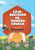Kaja, bestefar og honningkrukka