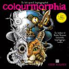 Colourmorphia. En helt spesiel fargeleggingsbok