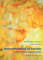 Matematikklæring for framtida