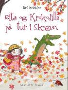 Rita og Krokodille på tur i skogen