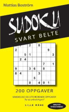 Sudoku. Svart belte