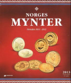 Norges mynter 2013
