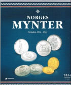 Norges mynter 2014