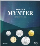 Norges mynter 2017
