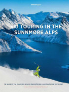 Ski touring in The Sunnmøre alps
