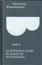 B and/or an exhibition guide in search of its exhibition