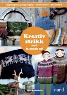 Kreativ strikk med islandsk ull